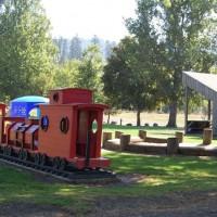 Riverfront Park in Kamiah Idaho