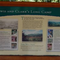 Lewis and Clarks Long Camp