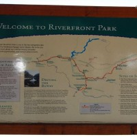 Map and info for Riverfront Park in Kamiah ID