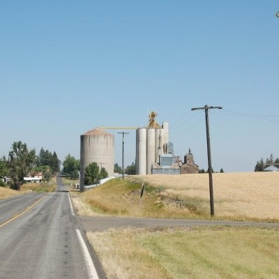 Approach to Nezperce, Idaho