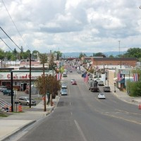 Grangeville Downtown