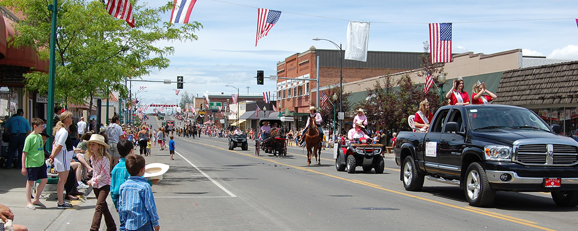 Grangeville Border Days - Idaho's Oldest Rodeo